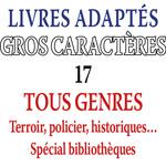 GROS CARACTÈRES 17